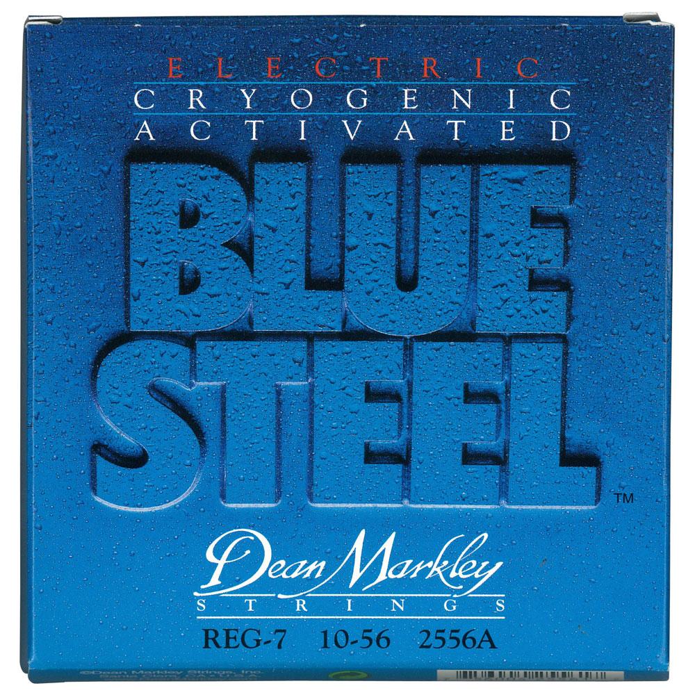 Dean Markley 2556A Regular 7 String Blue Steel 10-56 7弦ギター用 エレキギター弦