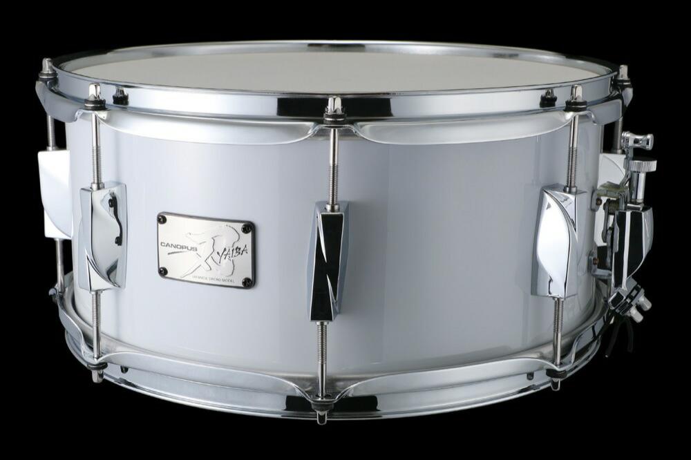 CANOPUS JSB-1465 刃 II Birch Snare Drum Wagen Gray LQ スネアドラム