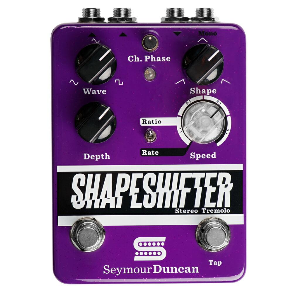 Seymour Duncan Shape Shifter Stereo Tremolo エフェクター