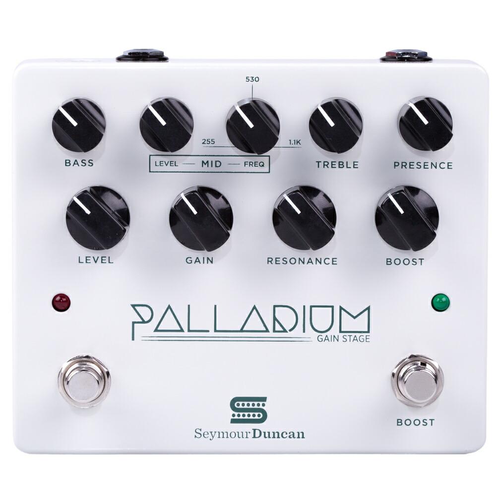 Seymour Duncan Palladium Gain Stage WH エフェクター