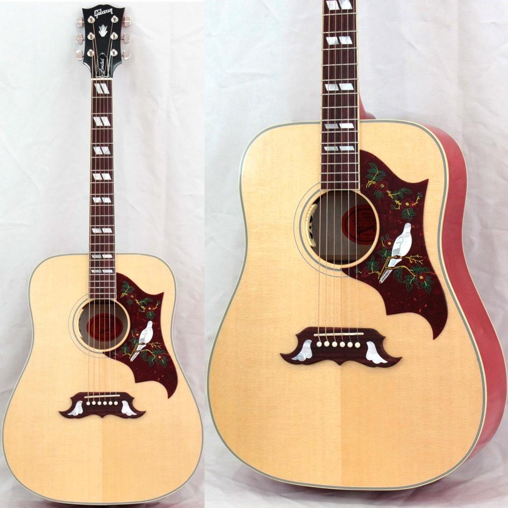 Gibson Dove AC VOS L.R.Baggs Anthemピックアップ搭載 エレクトリックアコースティックギター