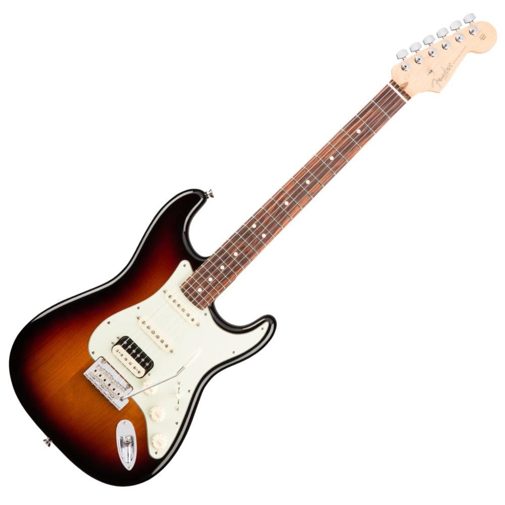Fender American Professional Stratocaster HSS Shawbucker 3TS RW エレキギター
