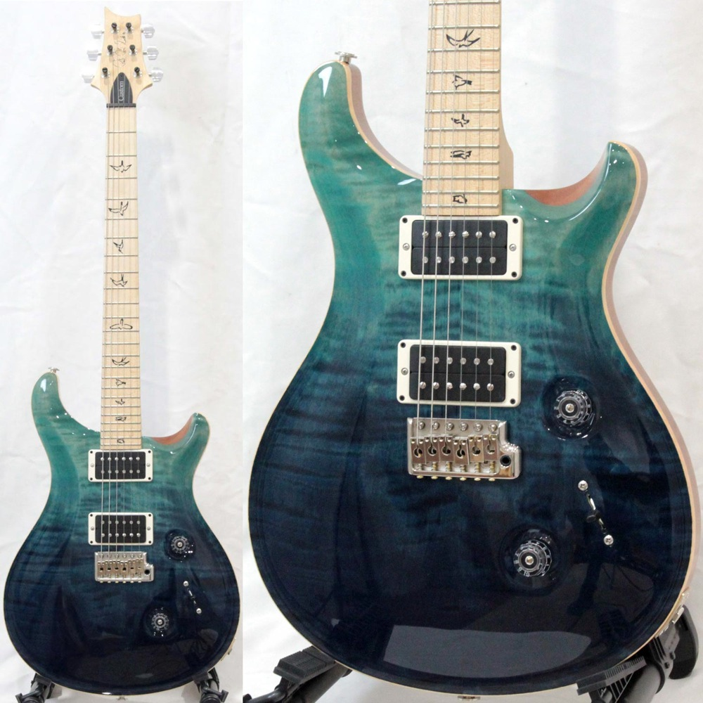 Paul Reed Smith(PRS) 2015 KID LIMITED Custom 24 Maple FB Blue Fade エレキギター