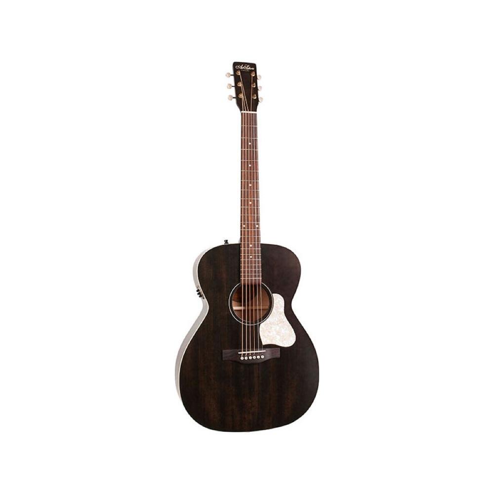 Art&Lutherie Legacy Faded Black Q1T エレクトリックアコースティックギター