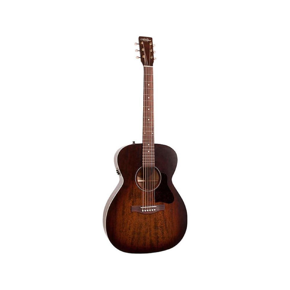 Art&Lutherie Legacy Bourbon Burst Q1T エレクトリックアコースティックギター