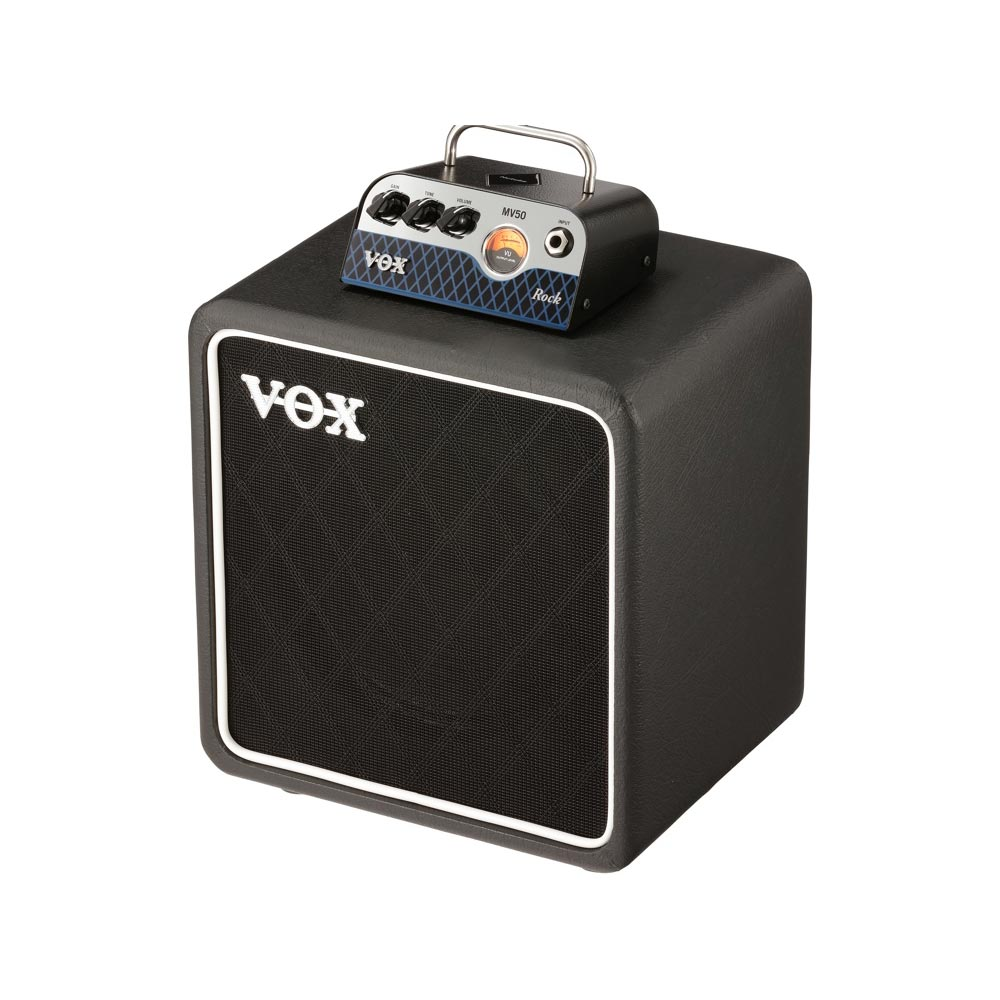 VOX MV50-CR-SET Rock Set ギターアンプ ヘッド&キャビネットセット