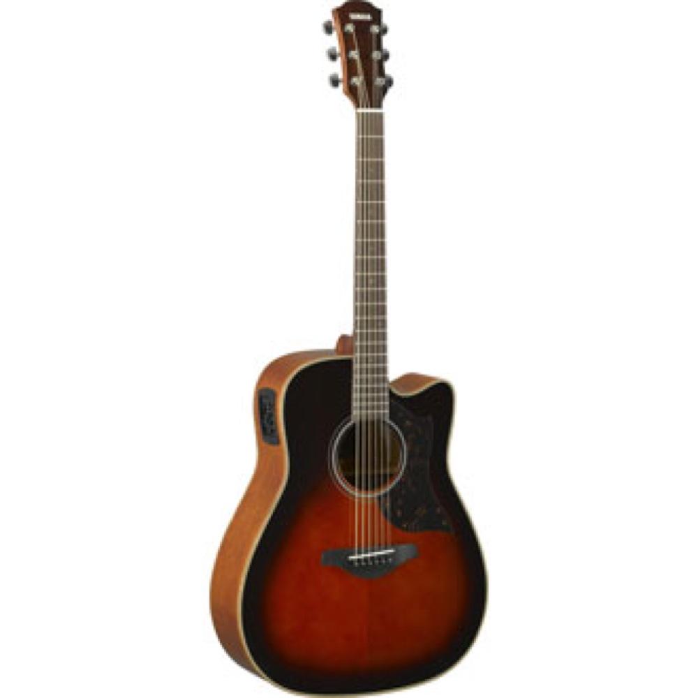 YAMAHA A1M TBS エレクトリックアコースティックギター