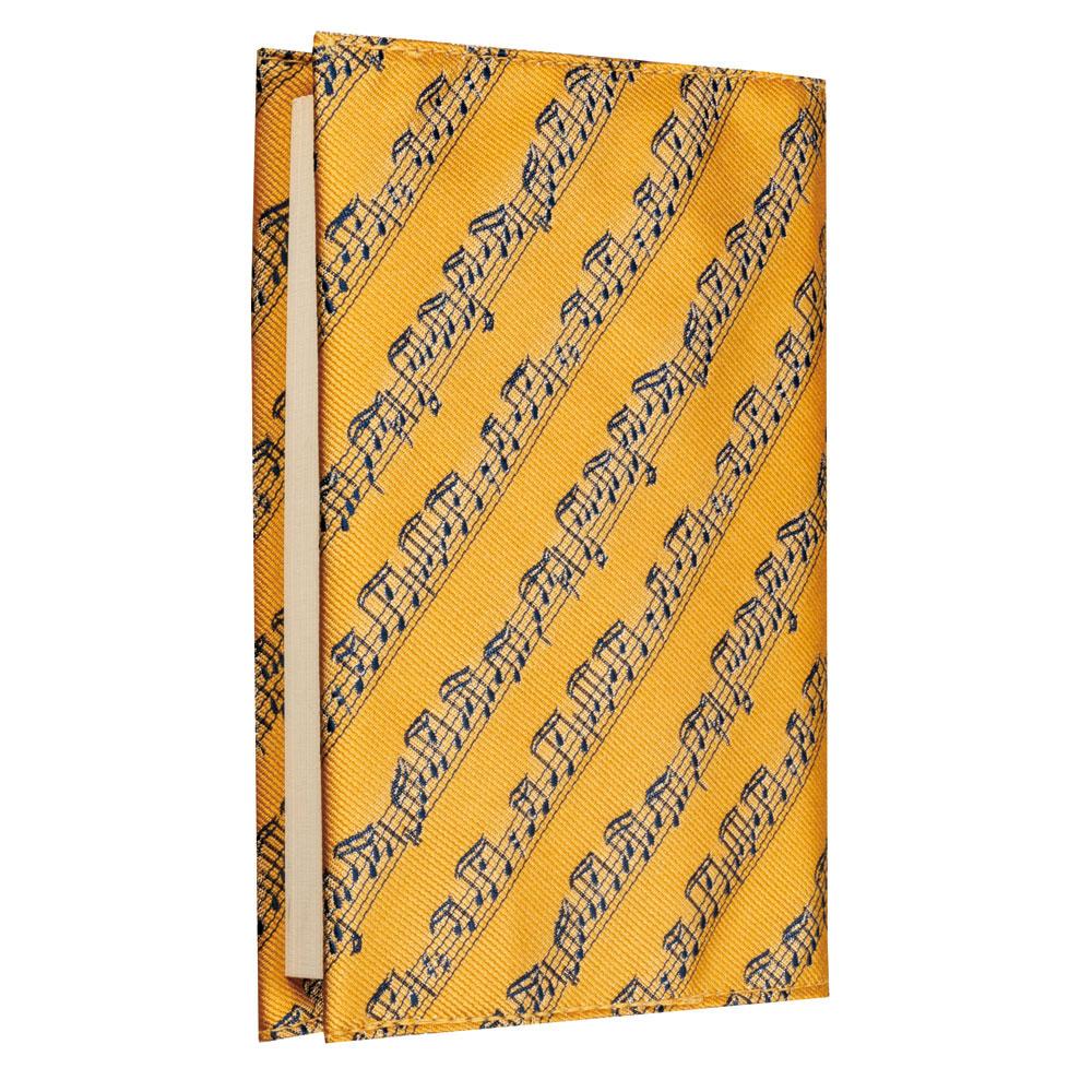 NAKANO KT200BMNG クラバット ブックカバー 楽譜 ゴールド