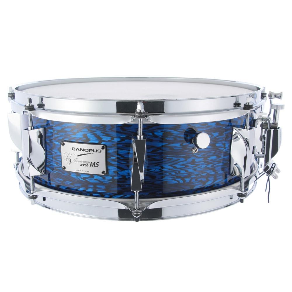 CANOPUS NV60M5S-1465 Blue Onyx スネアドラム