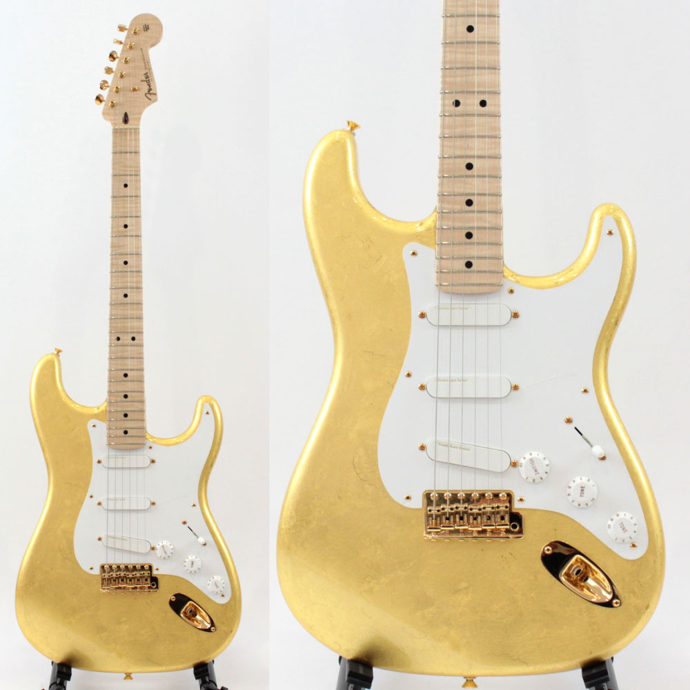 Fender Custom Shop MBS 2007年製 Clapton Stratocaster Gold Leaf By Todd Kraus 【中古】