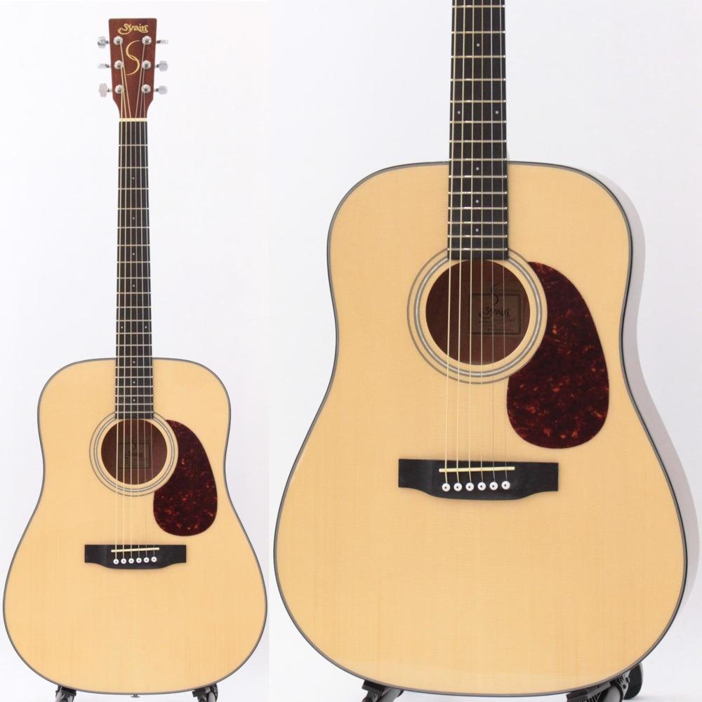 S.YAIRI YD-37 NAT アコースティックギター トップ単板モデル