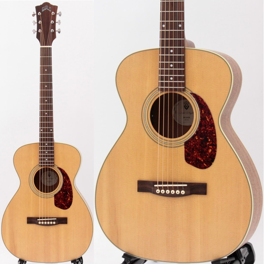 GUILD M-240E NAT エレクトリックアコースティックギター