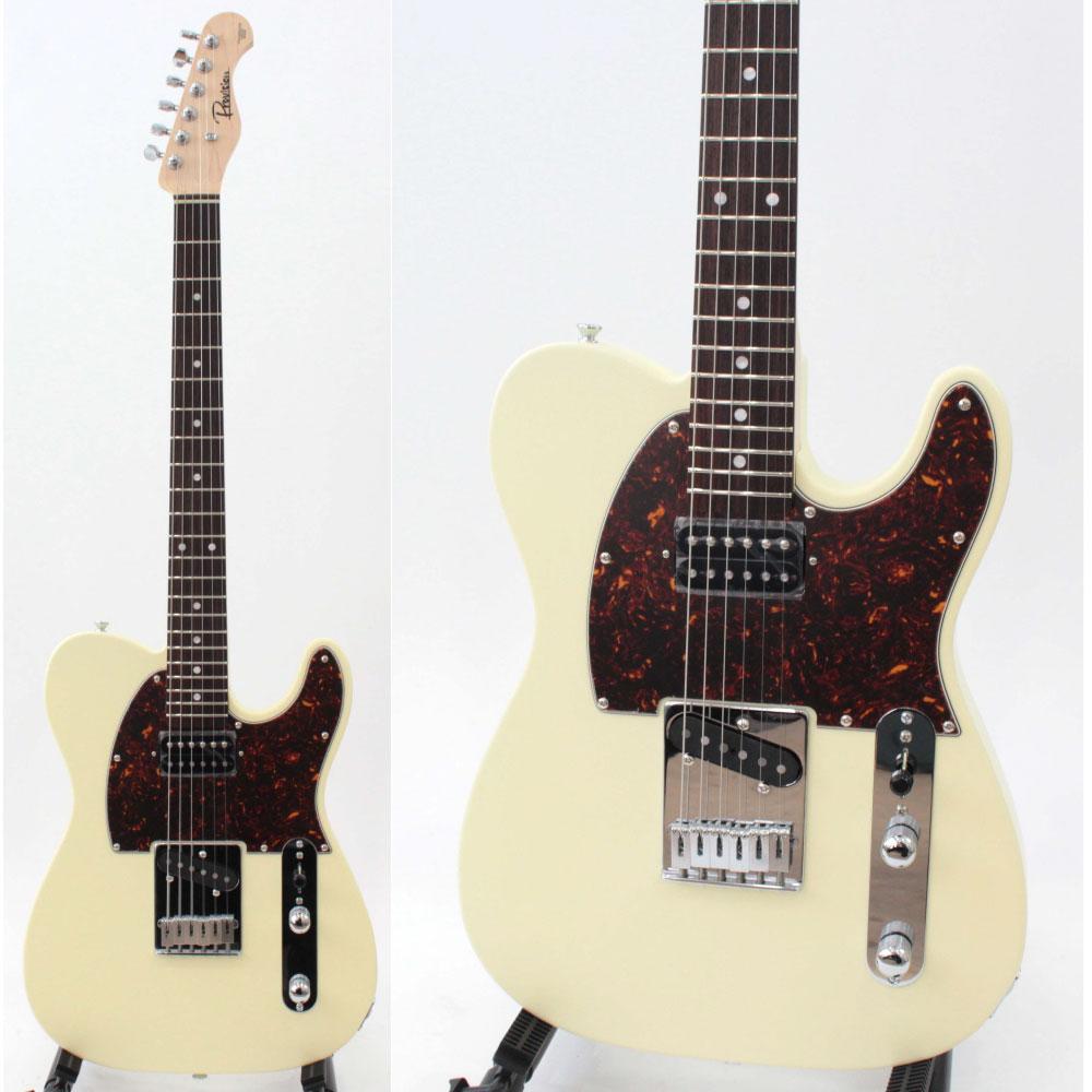 Provision TE #002 VWH 艶消し chuya-order Underscore series エレキギター