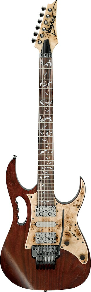 IBANEZ PREMIUM JEM77WDP CNL Steve Vai Signature エレキギター