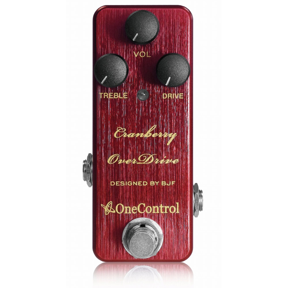 One Control Cranberry OverDrive オーバードライブ