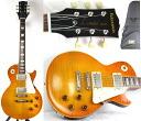 EDWARDS E-LP-130ALS RE Lemon Drop electric guitar Edwards Les Paul type Duncan pickup mounted