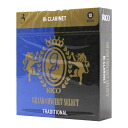 RICO LRICGCCL3 / B Grand concert select b♭ clarinet Reed traditional [3] Rico B b♭ clarinet Reed [3]