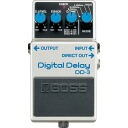 BOSS DD-3 digital delay effects boss digital delay