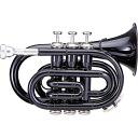 Kaerntner KTR-33P/BK Pocket trumpet / black Kärntner Pocket trumpet