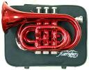 Kaerntner KTR-33P MRD Pocket trumpet / red Kärntner Pocket trumpet
