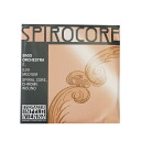 Thomastik Spirocore No.S39 Bass E Medium spirocore contrabass quint spirocore spiral steel core / chrome winding base string