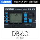 BOSS DB-60 전자 메트로놈 보스 제 전자 메트로놈 fs3gm