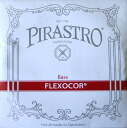 String ピラストロフレクソコアコントラバス string for 341220 PIRASTRO Bass FLEXOCOR D string contrabasses