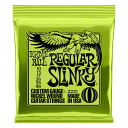 ERNIE BALL 2221 / Regular Slinky electric guitar strings Ernie Ball electric guitar strings 10-46 strings