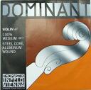 Thomastik Dominant No.130 3 / 4 E line ball end dominant violin string dominant 3 / 4 fraction for violin string E line rose string steel-aluminum volume