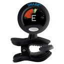 Only stringed instrument highly sensitive clip tuner clip tuner for guitar/bass SN-1 BK SNARK snark guitar & bass, etc.