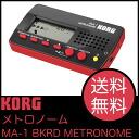KORG Ma-1 BKRD METRONOME metronome Korg compact metronome