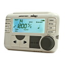 Can share the beat PETERSON BodyBeat Sync wireless vibrating metronome other unit and wireless