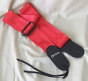 Dimarzio DD3100N Red guitar strap DiMaggio original reinforcement nylon guitar strap red fs04gm