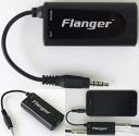FLANGER FC-20 GUITAR/BASS GUITAR TO IPHONE/IPAD CONVERTER