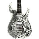 SCHECTER PA-ZK-T6 WHT/Original Dragon Graphic Kobayashi Shinichi model electric guitar Schecter Kobayashi Shinichi PROGAUGE ARTIST MODEL