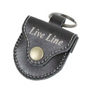 Leather pick case where an LIVE LINE LPC1200BK leather pick case live line is stylish