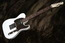 SCHECTER AC-TK-TE-WH/SIG Rin toshite Shigure TK model electric guitar