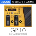 BOSS GP-10S Guitar Processor Chie Malle Fechter guitar synthesizer boss guitar synthesizer Chie Malle feh shoes are fusion guitar processors