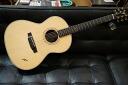 Acoustic guitar with hard case K.YAIRI RF-120 N