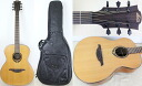 LAG GUITARS T200A outlet acoustic guitar