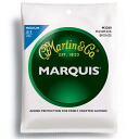 MARTIN MARQUIS M2200 Medium 13-56 acoustic guitar strings x 3 SET