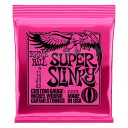 ERNIE BALL 2223 / Super Slinky×12 SET electric guitar chord Ernie Ball guitar strings