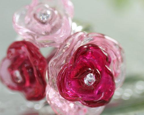 超级粘土怎么做玫瑰花