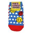 US FLAG/미국 국기 ◎ 아동 발목 양말 ☆ 귀여운 아동용 양말 쇼핑몰 ☆ ◆