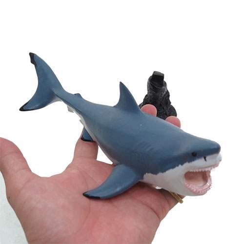 Shark Toys For Adults : Cinemacollection rakuten global market megalodon figure