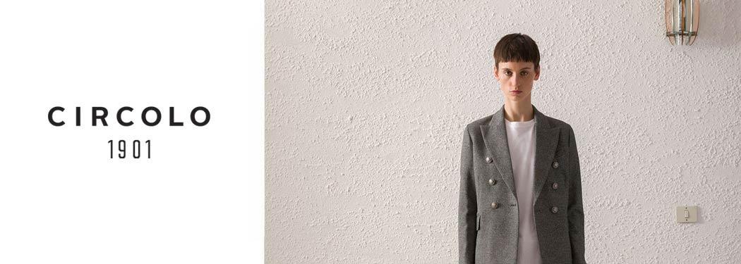 CIRCOLO 1901【チルコロ】レディース