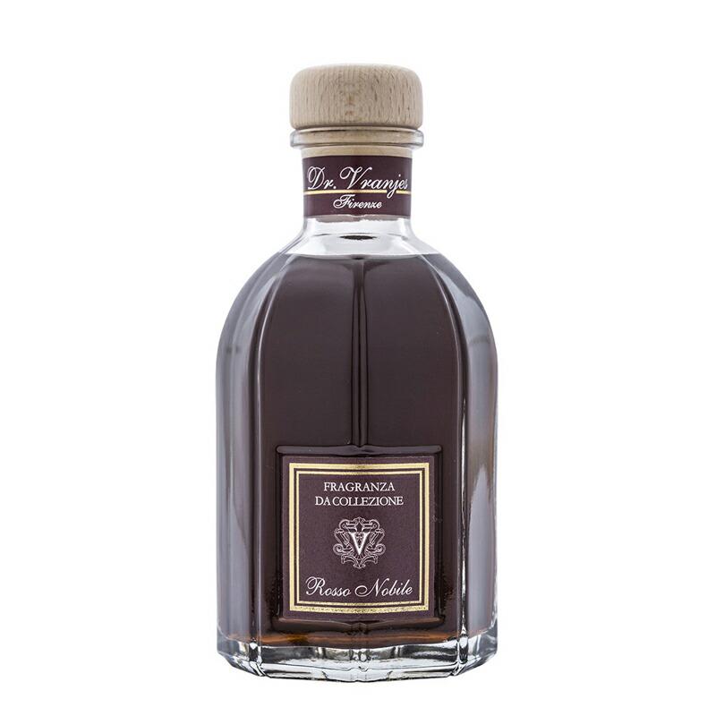 Dr.Vranjes【ドットールヴラニエス】ルームフレグランス ROSSO NOBILE (赤ワイン)