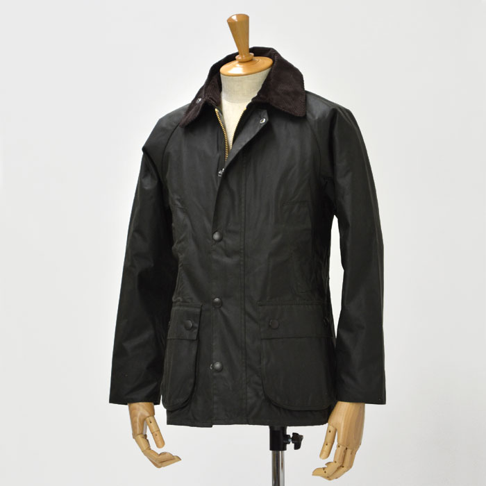 Barbour【バブアー/バーヴァー】英国王室御用達 スリムフィット ビデイルジャケット MWX0318 BEDALE SLIMFIT waxed cotton SAGEGREEN(セージグリーン)