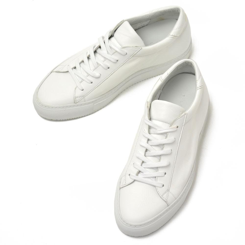 PHILIPPE MODEL【フィリップモデル】 スニーカー Avenir Veau AVLU VL10 leather ホワイト