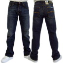 Nudie jeans レギュラーアルフ (Ralph) straight bootcut ニューユーズド de luxe NUDIE JEANS REGULAR ALF STRAIGHT BOOTCUT New Used